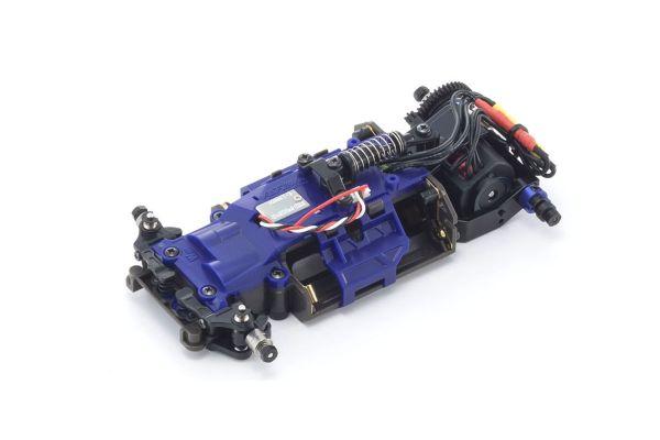 ミニッツプロ MR-03 MHS/ASFコンパチブル2.4GHzシステム MR-03VE プロ 02カラーリミテッド シャシーセット(W-MM) 32783