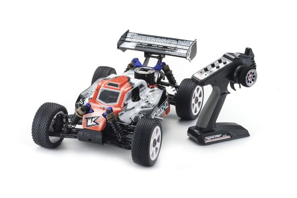 INFERNO NEO 2.0 T3 (Red) w/KT-231P 1/8 GP 4WD Buggy Readyset RTR 33003T3