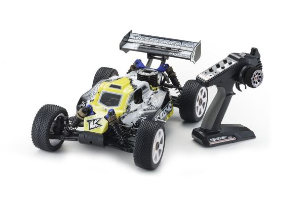 INFERNO NEO 2.0 T4 (Yellow) w/KT-231P 1/8 GP 4WD Buggy Readyset RTR 33003T4