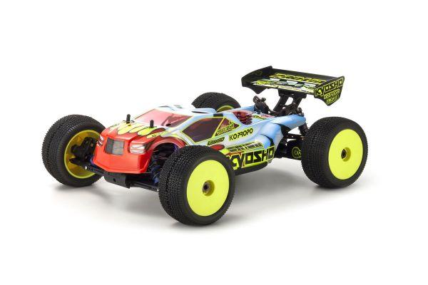 INFERNO ST-RR Evo.2 1/8 GP 4WD Truggy KIT 33004