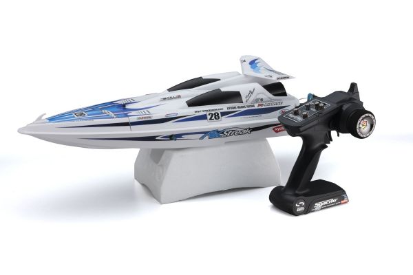 ELECTRIC POWERED RACING BOAT EP AirStreak 500 KT-200 readyset w/o Battery & Charger 40116S