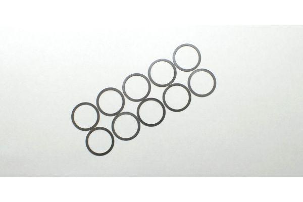 13x16x0.15 mm シム SUS (10入)  96772