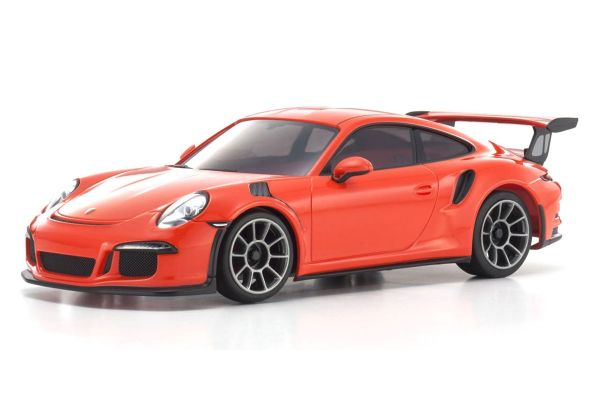 ASC MR03RWD ポルシェ 911 GT3 RS オレンジ MZP150OR