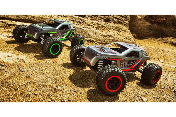 FAZER Mk2 RAGE2.0 Color Type1 1/10 EP 4WD Truck Readyset RTR 34411T1