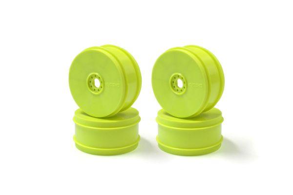 Hard Dish Wheel (4pcs/F-Yellow/MP9 TKI4) IFH006KY-H
