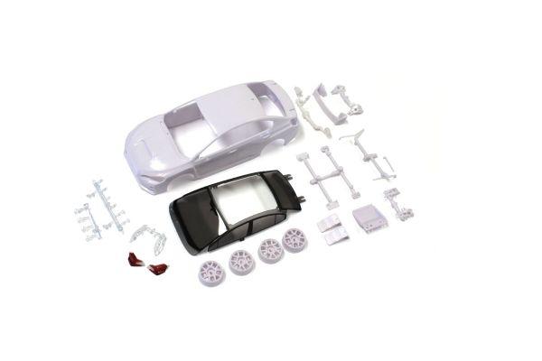 SUBARU WRX STI White body set(w/Wheel) MZN185