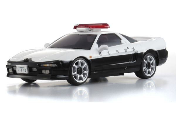 AutoScale Honda NSX TOCHIGI POLICE HIGHWAY PATROL  MZP131PC