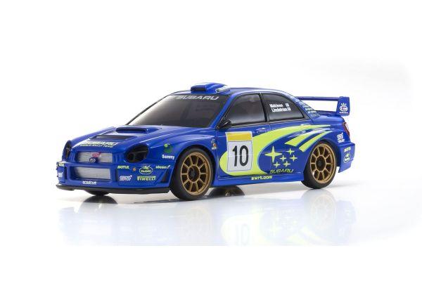 ASC MR-03N-RM SUBARU IMPREZA WRC 2002 MZP143WR