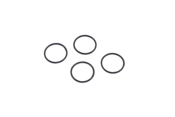 O-Ring (0.78/Black/4pcs) ORG078