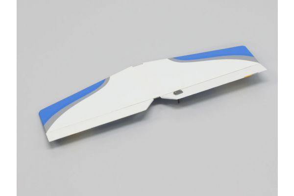 Tail Wing Set (Bule/Calmato ST EP 1400) A0062BL-13