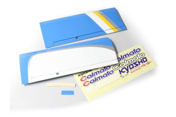 Main Wing Set (Blue/Calmato SP EP 1400) A0063BL-11