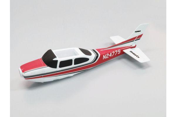 Fuselage (SKYLANE VE29 Red) A0932-12R