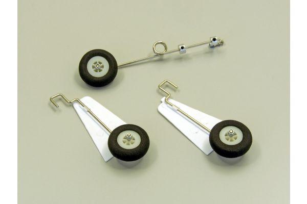 Landing gear set  (PA34 VE29 Twin) A0961-09