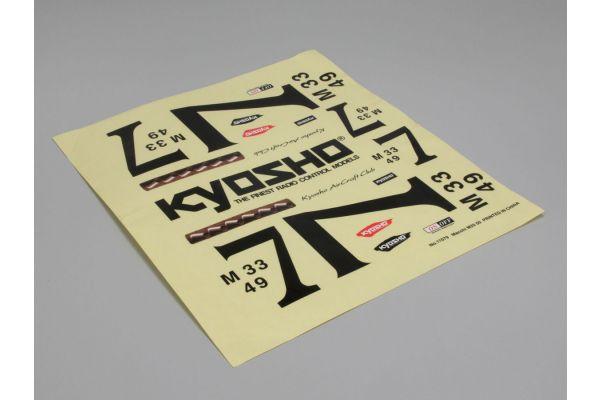デカール(マッキ M33 50)  A1079-03