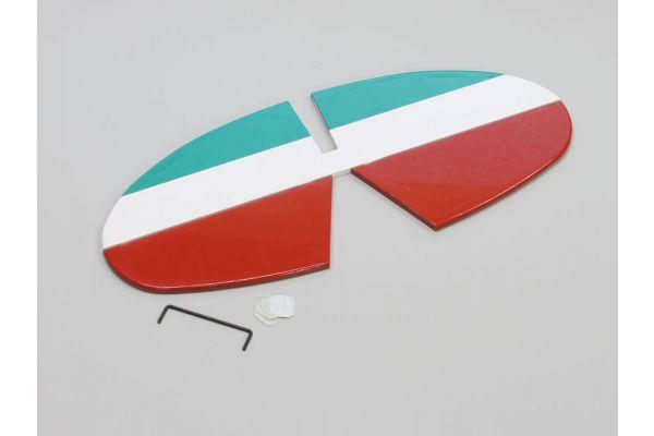 尾翼セット(マッキ M33 50)  A1079-13