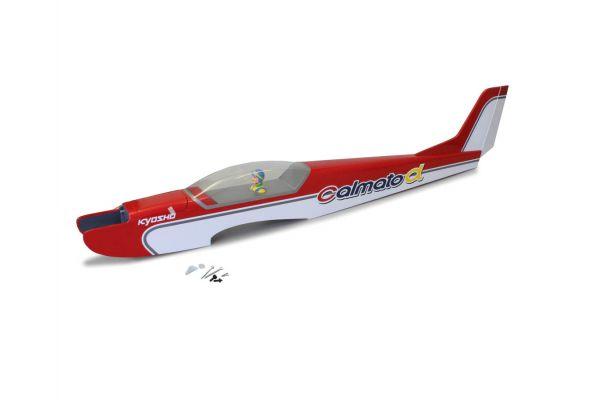 胴体(カルマートアルファ40スポーツレッド) A1235-12R