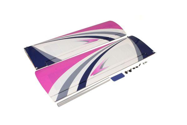 主翼セット(カルマートアルファ40トレーナー・スポーツパープル) A1255-11P