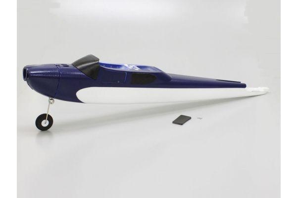 Fuselage Set Blue w/Servo (U CAN FLY) A6551-12BL