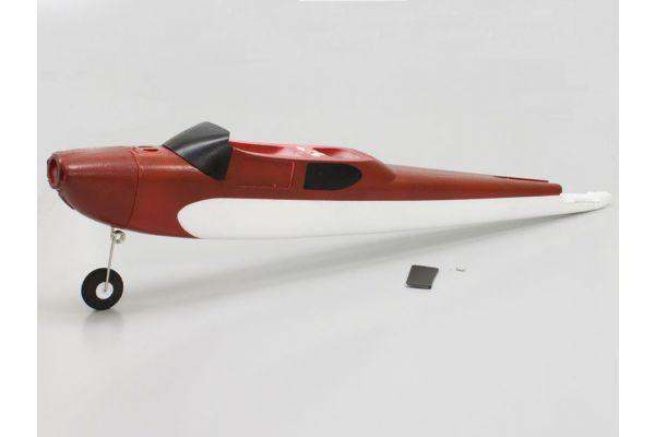Fuselage Set Red w/Servo (U CAN FLY) A6551-12R