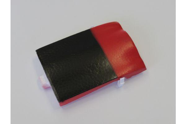 バッテリーカバー ブラック(ピッツスペシャル EP1000) A6578-04BK