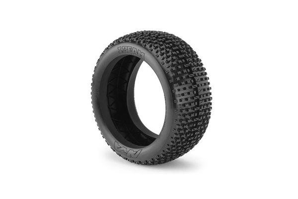 1:8 Buggy I-BEAM Soft (Tires Only) AKA14001SXB