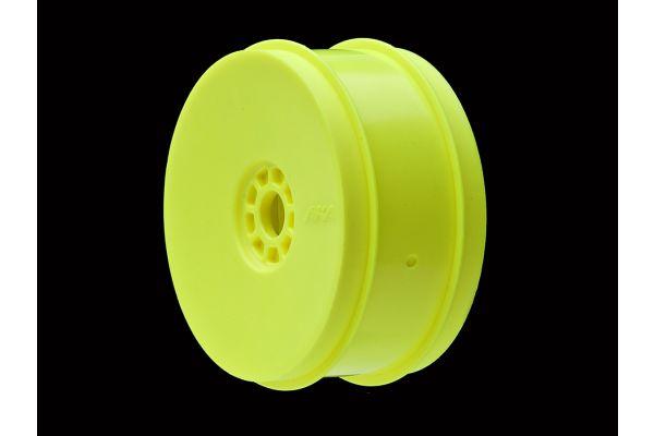 1:8 Buggy EVO Wheels Yellow (4pcs.) AKA24003Y