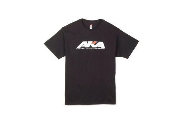 AKA Short Sleeve Black Shirt (XL) AKA98101XL