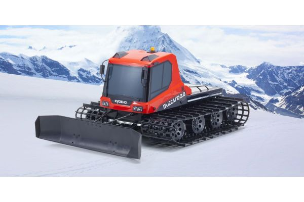 1:12 Scale EP Belt Vehicle readyset BLIZZARD 2.0 34902