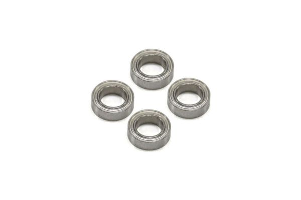 Shield Bearing(5x8x2.5) 4Pcs BRG002