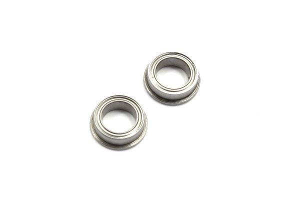 Flanged Ball Bearing 1/4x3/8 Inch(2pcs) BRG303J