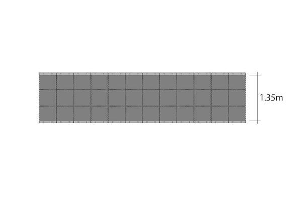 ミニッツグランプリサーキット50 延長キット(63pcs)  87051-01