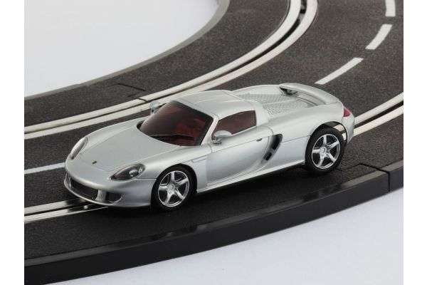 RTR PORSCHE CARRERA GT silver D1431030401