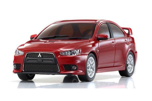 R/C EP RACING CAR MITSUBISHI LANCER EVOLUTION X Metallic Red 32302MR