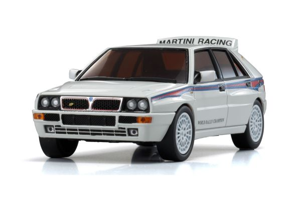 R/C Electric Powered Racing Car LANCIA DELTA HF integrale 6 White 32303WM