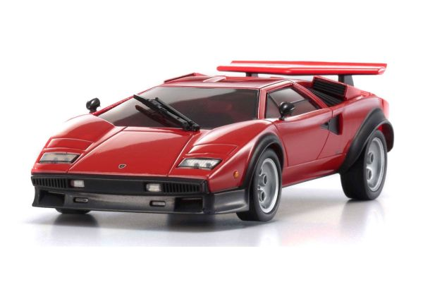 R/C EP RACING CAR LAMBORGHINI COUNTACH LP500S RED 32305R