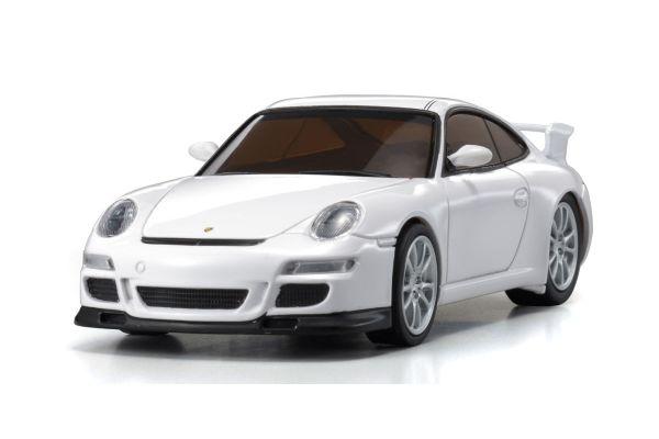R/C EP RACING CAR Porsche 911 GT3 White 32402W
