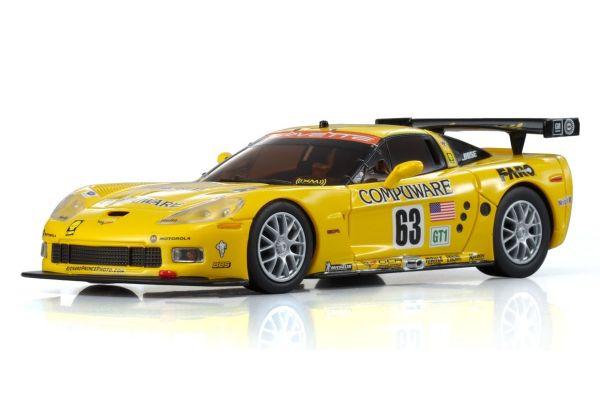 R/C EP RACING CAR 2007 Chevrolet Corvette C6-R No.63  32408L7