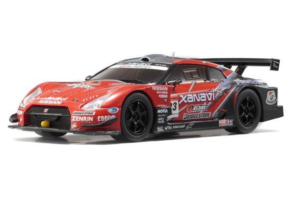 R/C EP RACING CAR XANAVI NISMO GT-R 2008  32410XN