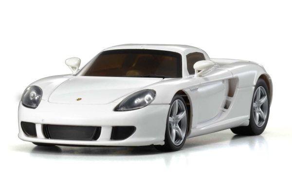 R/C EP RACING CAR Porsche Carrera GT White 32503W