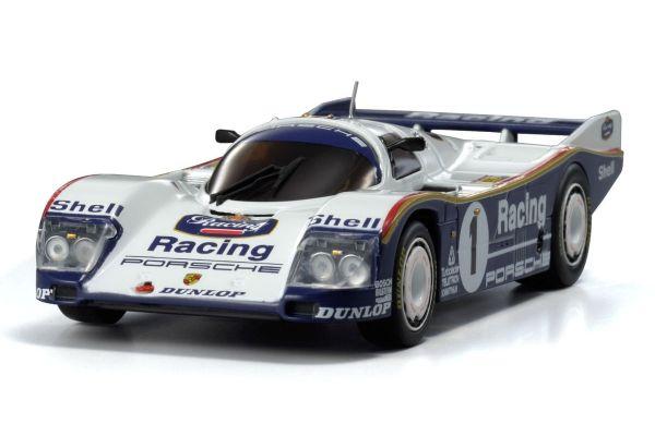 R/C EP RACING CAR Porsche 962 C LH  32601PR