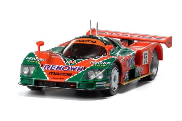 R/C EP RACING CAR MAZDA 787B No.55 Le Mans 1991 Winner 32602RE
