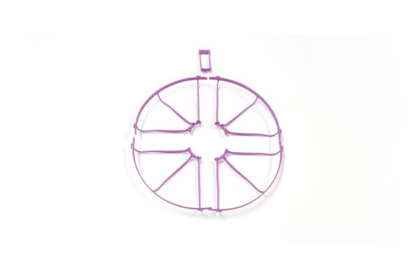Propeller Guard & Wing Stay Set (Purple) DR004PUR