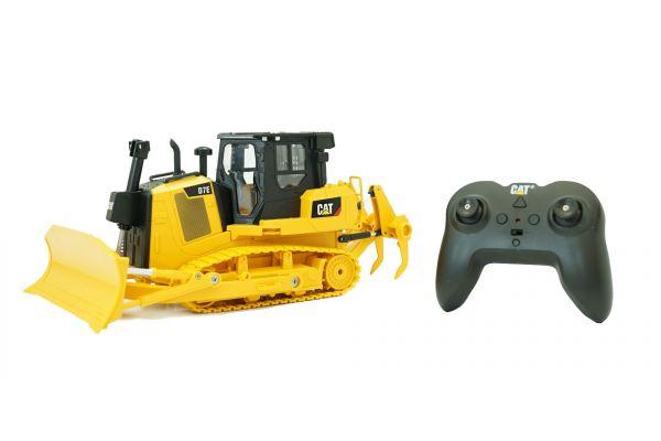 1/24 RC CAT 建機シリーズ D7E Track-Type Tractor (トラックタイプ トラクター:ブルドーザ)  56623