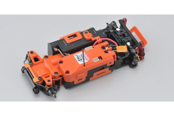 MA-015 DWS  w/o TX SP Chassis Set Orange 30531