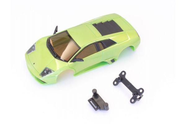 Dslot43 完成ボディセット Lamborghini Murcielago p.green  DSP2020107