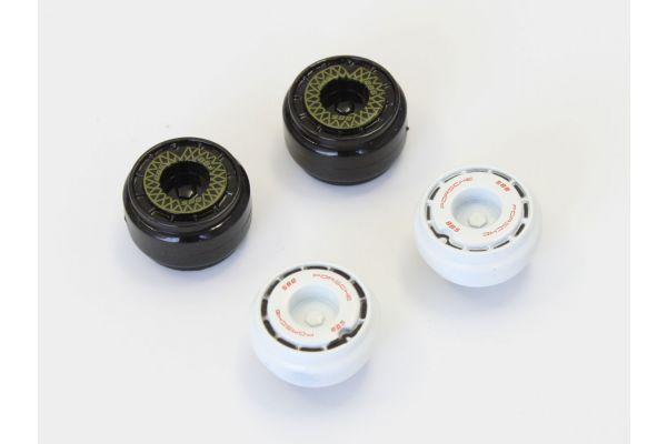 Wheel Set(PORSCHE 962C No.10) DSP3030303