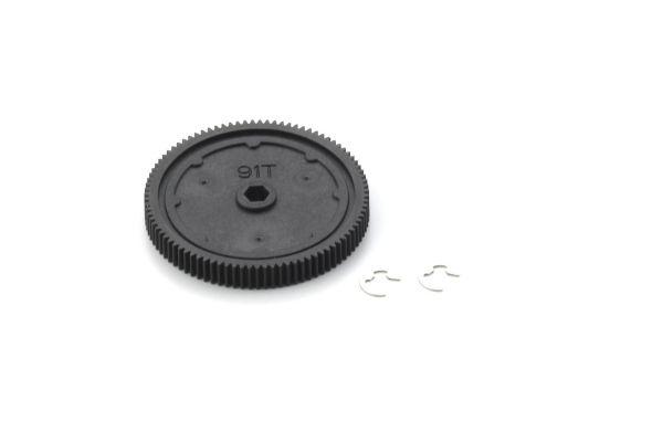 Spur Gear (91T/SAND MASTER) EZ011