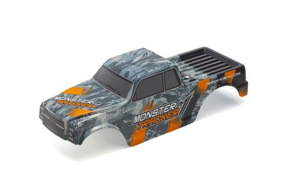 Body(Orange/Monster Tracker) EZB001OR