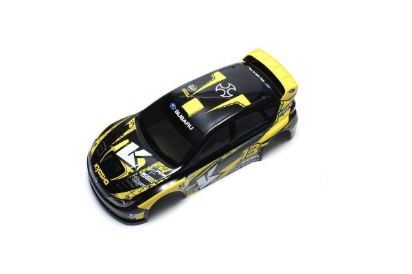 SUBARU Impreza KX2 Completed Body Set FAB103