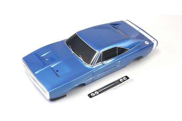 Completed Body Set (CHARGER T1 BLUE) FAB403
